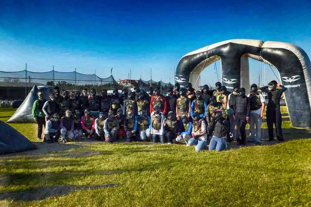 Σχολική εκδρομή στη Θεσσαλονίκη μετά από παιχνίδι Paintball